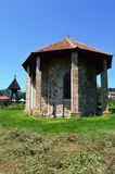 Old Serbian Orthodox Church. One old Serbian Orthodox Church royalty free stock images