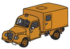 Old service truck Stock Photography
