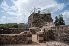 Old settlement ruins Royalty Free Stock Images
