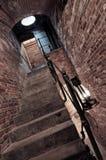 Old sewage. Underground old sewage in Prague Stock Photography