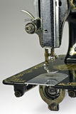 Old sewing machine Royalty Free Stock Photo