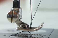 Free Old Sewing Machine Royalty Free Stock Photo - 40756015