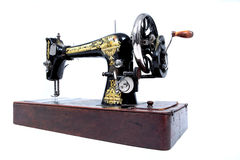 The old sewing machine Royalty Free Stock Photography