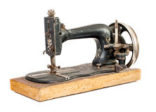 Old sewing machine Royalty Free Stock Photography