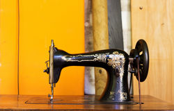 Old sewing machine. Stock Photography