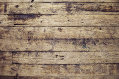 Old and shabby floor. Wooden planks texture Royalty Free Stock Photos