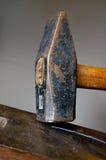 Old Shabby Hammer Royalty Free Stock Image