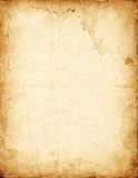 Old shabby paper Stock Images