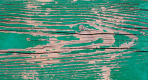 Old Shabby Wood with cracked color Royalty Free Stock Images