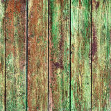 Old Shabby Wooden Planks Stock Photography