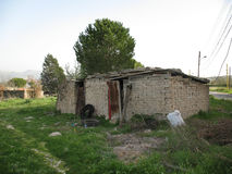 Old Shack in Lebanon Royalty Free Stock Images