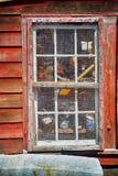 Old shack Stock Image