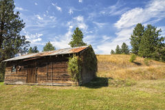 Old Shack Royalty Free Stock Images