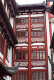 Old Shanghai Builings Yuyuan Garden China Royalty Free Stock Photos