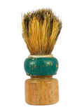 Old shaving brush Stock Images