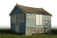 Old shed Stock Images