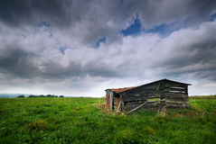 Old shed Royalty Free Stock Photos