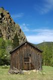 Old Shed Stock Photography