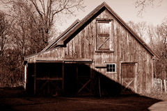 An old shed Royalty Free Stock Image