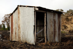 Old Shed Royalty Free Stock Image