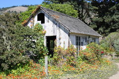 Old shed in the USA Royalty Free Stock Image