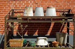 Old Shelf Stock Image