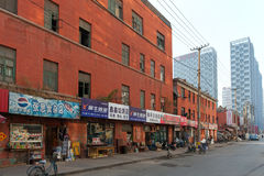 Old Shenyang city Stock Images
