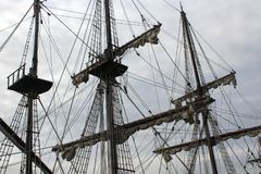 Free Old Ship Stock Photography - 109012622