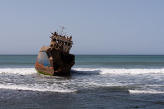 Old ship Royalty Free Stock Photo