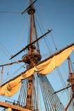Old ship - Batavia Stock Images