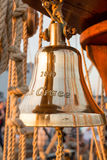 Old ship bell Stock Photos
