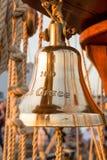 Old ship bell Stock Photos