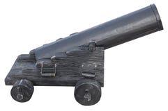 Old ship gun Royalty Free Stock Image