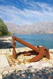 Old ships anchor Royalty Free Stock Image