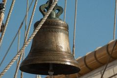 Old ships bell Royalty Free Stock Photography