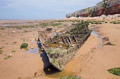 Free Old Shipwreck Stock Photography - 9986482