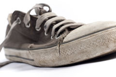 Old shoe Stock Image