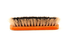 Old shoe brush Royalty Free Stock Image