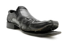 Old shoe Stock Photography