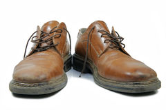 Free Old Shoes Royalty Free Stock Photos - 5014898
