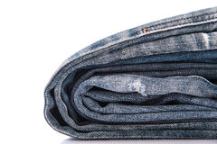 Old short jean  Stock Photography