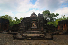Old shrine in Thailand Stock Photography