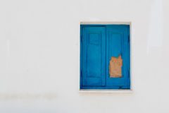 Old shuttered window Royalty Free Stock Images