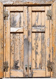 Old shutters Royalty Free Stock Photo