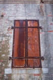 Old Shutters in Decay Royalty Free Stock Photos