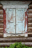 Old shutters. Royalty Free Stock Photo