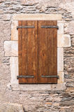 Old Shutters Royalty Free Stock Photography