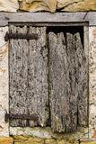 The old shutters Royalty Free Stock Photo