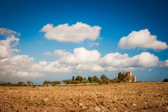 Old sicilian countryside Stock Photo