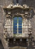 Old sicilian window Stock Image